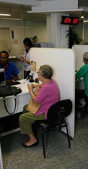Segundo a Cobap, idosos terão condições de planejar melhor o orçamento - Foto: Gildo Lima | Ag. A TARDE