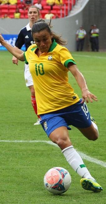 Esta é a 12ª vez que a brasileira é indicada à Bola de Ouro - Foto: Andre Borges l ComCopa l CBF