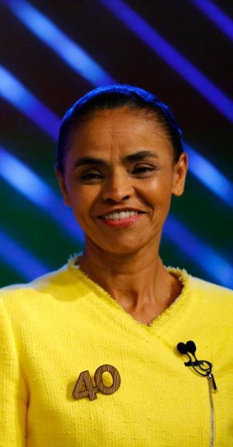 Marina defendeu que 13º salário vai ajudar beneficiários do Bolsa Família - Foto: Agência Reuters