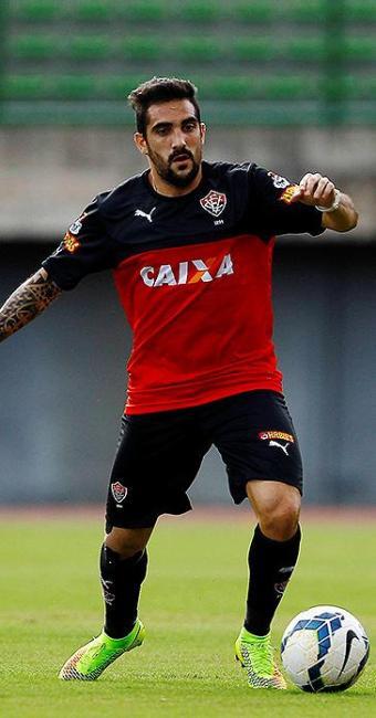 Escudero já treina normalmente na Toca - Foto: Eduardo Martins   Ag. A TARDE