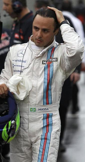Para piloto corrida deveria ter sido adiada em alguns minutos por mau tempo - Foto: Brandon Malone   Reuters