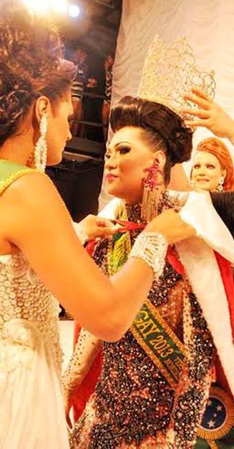 Letícia Freittas, de Manuas, venceu o concurso em 2013 - Foto: Genilson Coutinho | Divulgação