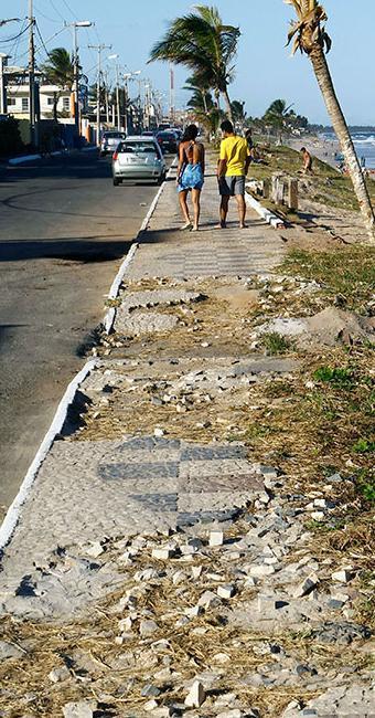 Loteamento está localizado em Ipitanga, área limite entre Lauro de Freitas e Salvador - Foto: Eduardo Martins | Ag. A TARDE | 22.10.2014
