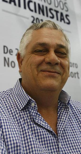 Lutz Viana, empresário e presidente da agroindústria Laticínios Davaca - Foto: Fernando Amorim | Ag. A TARDE | 27.09.2014