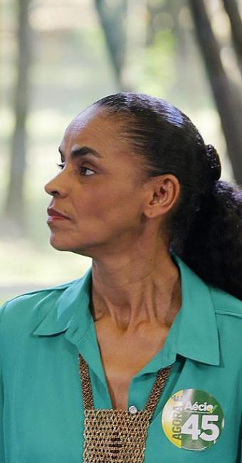 A candidata do PSB teve 22 milhões de votos no primeiro turno - Foto: Agência Reuters