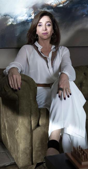 Formada em Arte Dramática e em Psicologia, Marisa desde criança queria ser atriz - Foto: Estevam Avellar   TV Globo