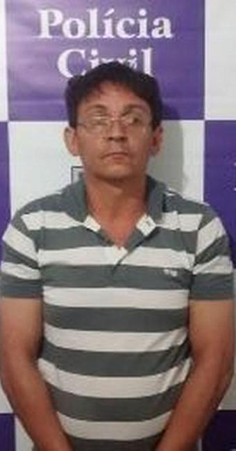 Em 1994, Valdeildo assassinou André José da Silva por causa de uma rixa - Foto: Divulgação | ASCOM Polícia Civil