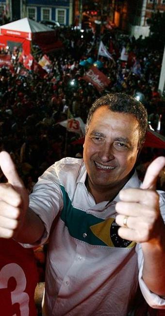 Rui Costa diz que está 100% dedicado à reeleição de Dilma - Foto: Raul Spinassé | Ag. A TARDE