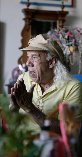 Walter Queiroz aguarda a oportunidade de lançar um novo CD,