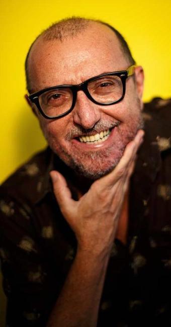 Xico Sá fala sobre musas no novo livro - Foto: Daniel Marenco | Folhapress