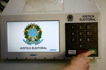 Urna eleitoral - Foto: Margarida Neide | Ag. A TARDE