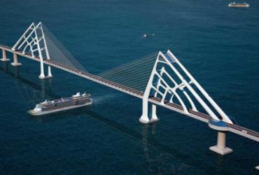 Cinco empresas estão de olho na concessão da Ponte Salvador-Itaparica