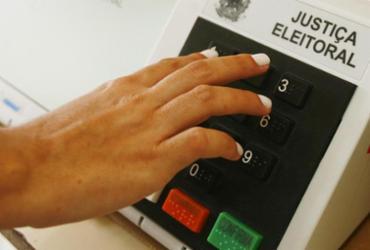 A partir desta terça-feira, eleitores só poderão ser presos em flagrante | Iracema Chequer | Ag. A TARDE | Arquivo