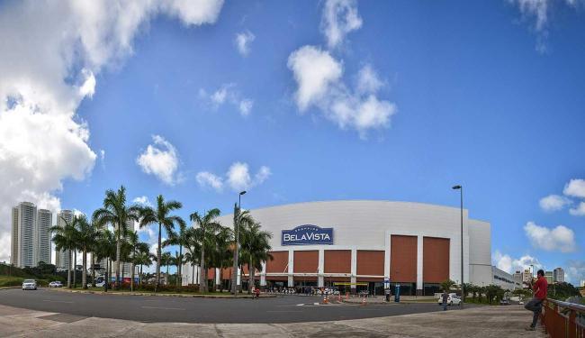 As lojas dos principais shoppings da cidade estarão fechadas - Foto: Erik Salles | Ag. Servphoto