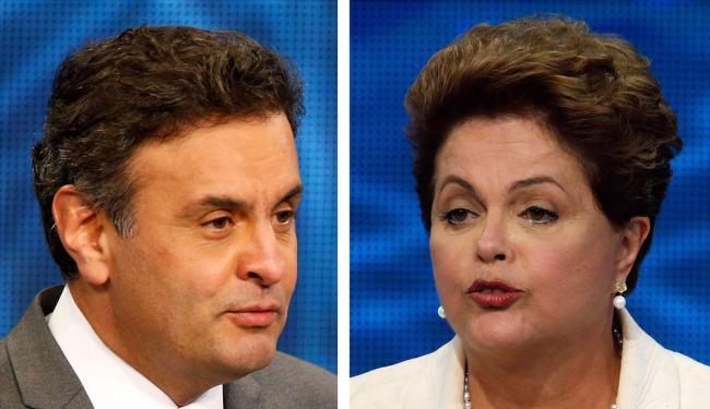 Ibope e Datafolha concordam que Dilma avançou no Sudeste e Aécio recuou - Foto: Agência Reuters