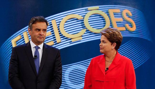 Candidatos fizeram o último debate da campanha na Rede Globo - Foto: Alexandre Cassiano   AG