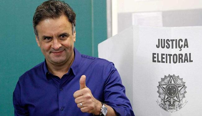Aécio tenta conquistar votos de Marina e nanicos - Foto: Agência Reuters