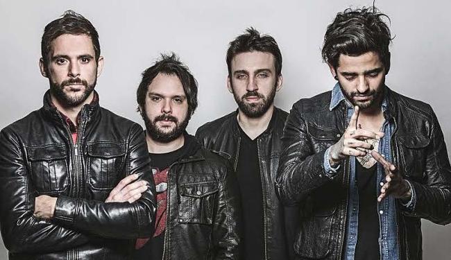 No show, a banda apresenta setlist formado por músicas dos primeiros três álbuns - Foto: Rafael Kent | Divulgação