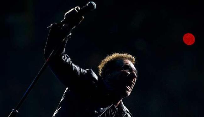 Bono Vox disse que a banda não ficou totalmente parada nos últimos anos - Foto: AP Photo