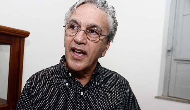 No primeiro turno, Caetano declarou apoio a candidata Marina - Foto: Joá Souza   Ag. A TARDE