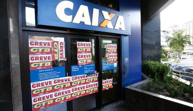 Agências da Caixa Econômica Federal voltam a funcionar nesta quarta-feira, 8 - Foto: Fernando Amorim | Ag. A TARDE