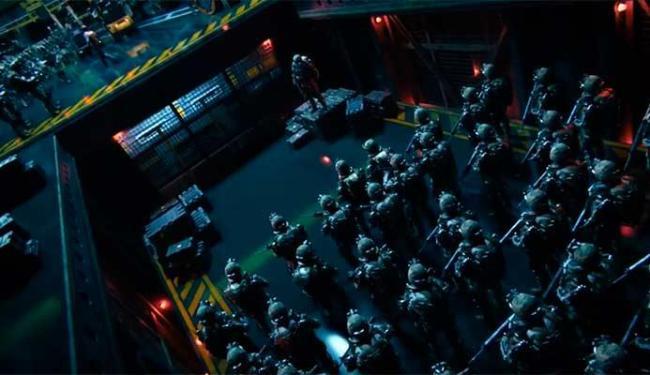 Game apresenta belos gráficos e tem o ator Kevin Spacey como vilão - Foto: Call of Duty