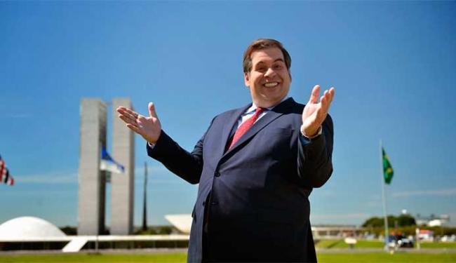 Leandro Hassum interpreta candidato que passa a falar só verdades - Foto: Divulgação