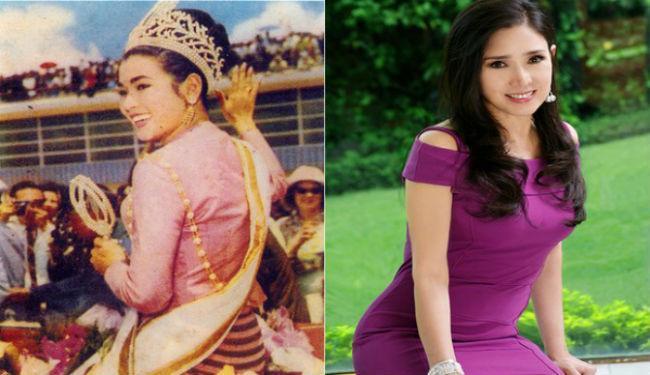 Apasra ganhou o concurso de beleza com 18 anos - Foto: Reprodução | Facebook