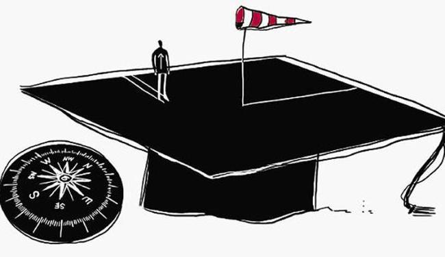Especialistas em recursos humanos listam o que o estudante deve levar em conta na decisão - Foto: Bruno Aziz l Editoria de Arte A TARDE