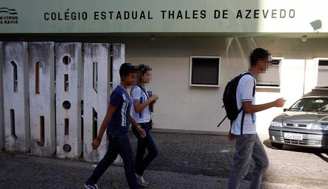 Rosemerie morreu quando acompanhava filho no Colégio Thales de Azevedo - Foto: LÚCIO TÁVORA   Ag. A TARDE