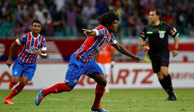 Jogadores e comissão técnica receberam vencimentos do mês de agosto - Foto: Eduardo Martins | Ag. A TARDE
