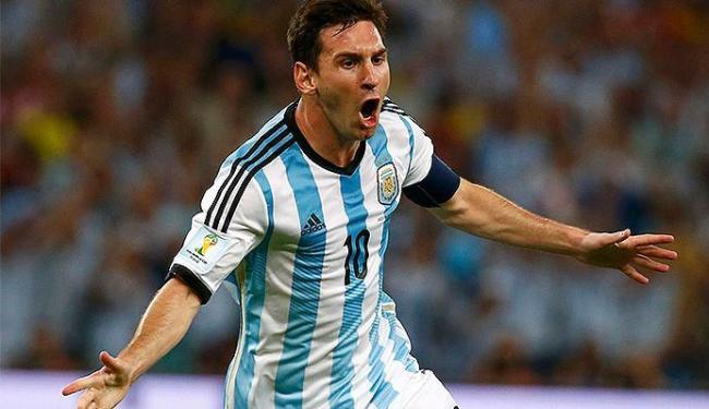 Messi ganhou a Bola de Ouro da Copa do Mundo do Brasil - Foto: Reuters