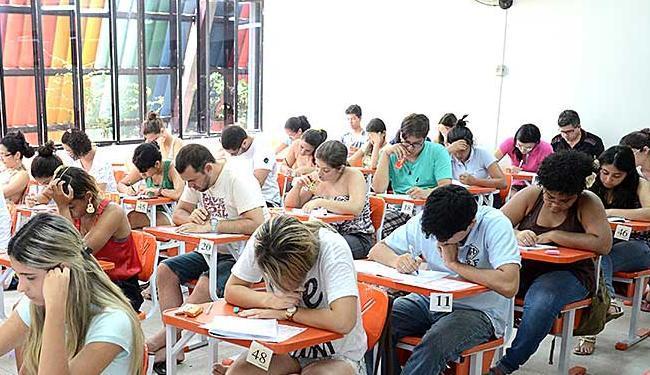 São 15 vagas com remuneração que chega até R$ 4.540,35 - Foto: Bernardo Bezerra | UEFS