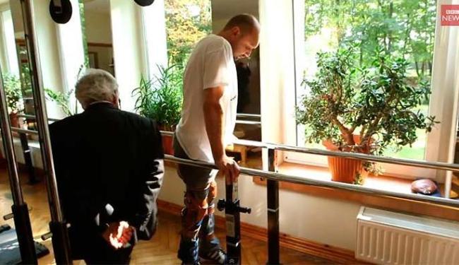 Técnica de cirurgia é revolucionária e pode ajudar outros pacientes - Foto: Reprodução   BBC