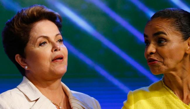 Marina disse que Dilma tinha um jeito atrapalhado de falar as coisas - Foto: Agência Reuters