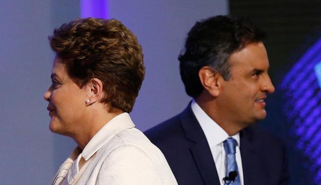 Esse foi o primeiro debate do segundo turno - Foto: Agência Reuters