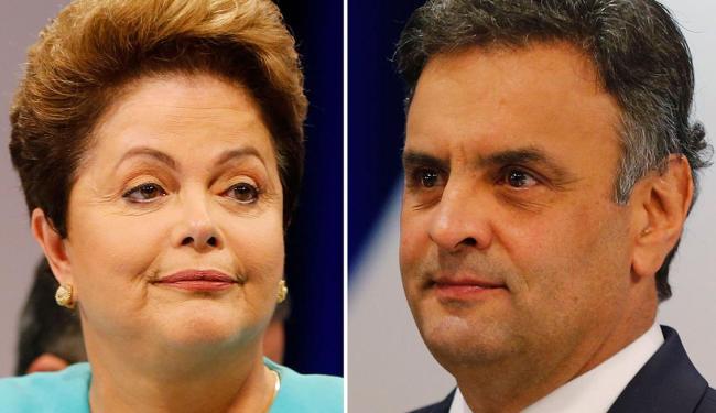 Dilma e Aécio tentam conquistar segundo maior colégio eleitoral do País com 15,2 mi de eleitores - Foto: Agência Reuters