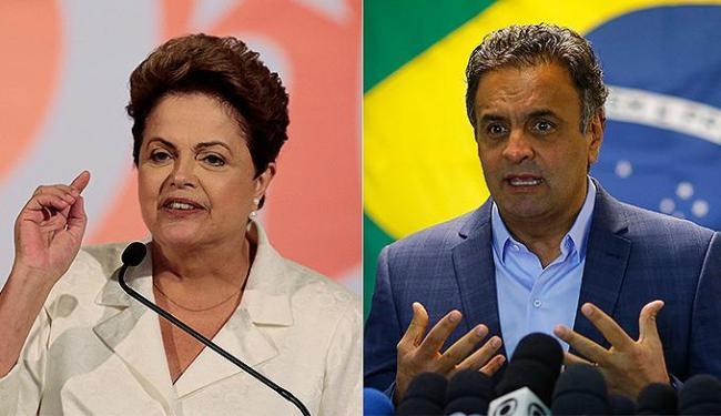Pesquisa divulgada pelo instituto mostra empate técnico dos candidatos - Foto: Ueslei Marcelino e Ricardo Moraes l Reuters
