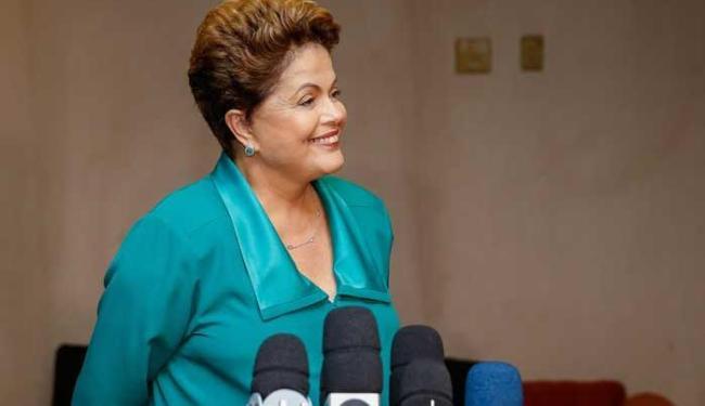 Dilma disse que o Brasil não pode voltar para trás - Foto: Ichiro Guerra | Divulgação