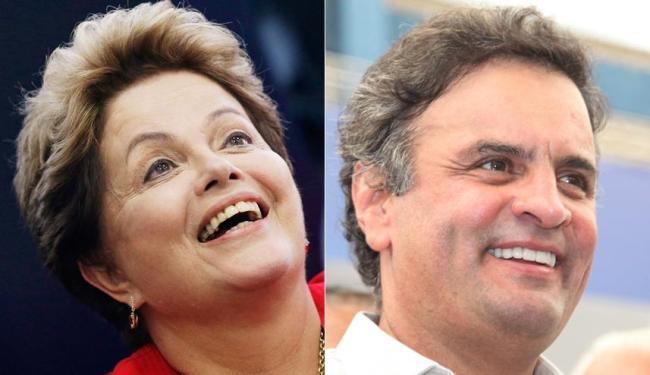 Dilma Rousseff e Aécio Neves tiveram ataques proibidos pelo TSE - Foto: Reuters  Ueslei Marcelino George Gianni   Divulgacão