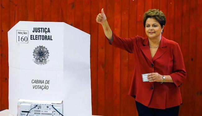Dilma venceu Aécio Neves em uma disputa acirrada no 2º turno - Foto: Paulo Whitaker   Agência Reuters