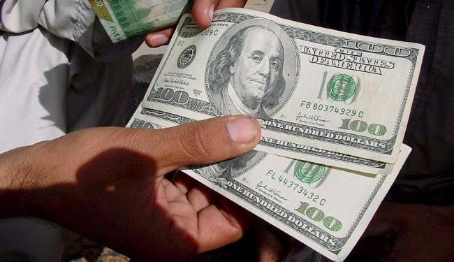 Otimismo sobre novo ministro da Fazenda fez a moeda americana cair a R$ 2,474 - Foto: Aijaz Rahi | AP Photo