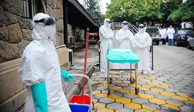 O paciente ficará no Instituto Nacional de Infectologia Evandro Chagas - Foto: Tânia Rêgo | Ag. Brasil