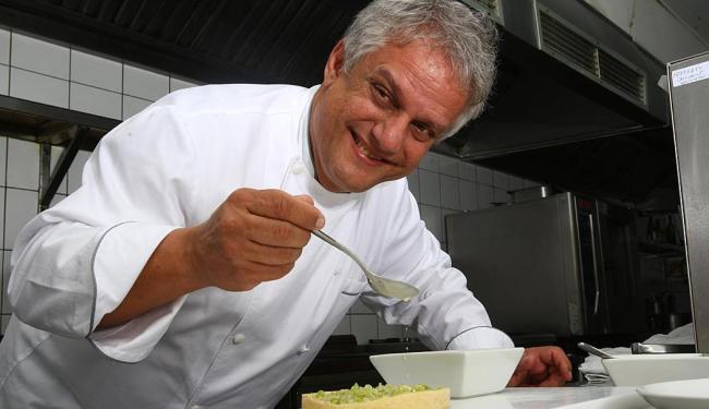 Chef Edinho Engel - Foto: Rejane Carneiro | Ag. A TARDE | 01.07.2009