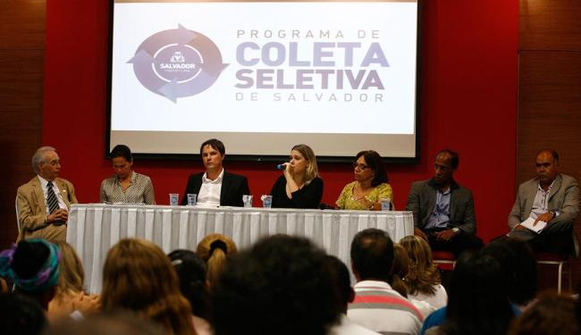 Apresentação de decreto que impõe novas regras a empresários foi realizada nesta quinta, 30 - Foto: Fernando Amorim | Ag. A TARDE | 30.10.2014