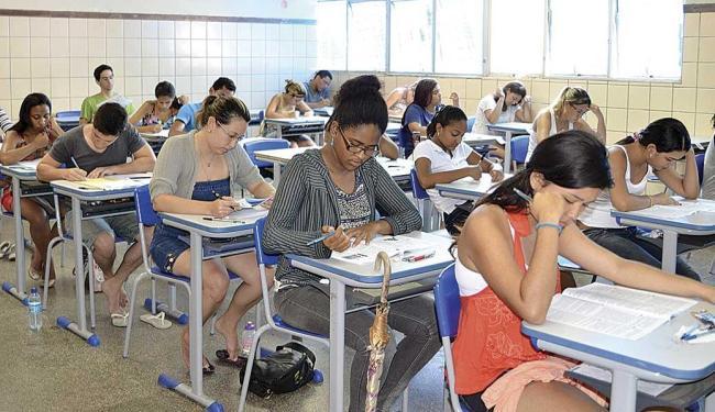 Além de responder questões da prova, candidatos terão que escolher curso que querem seguir - Foto: Divulgação | Uneb