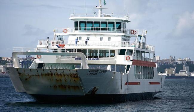 Sistema opera com seis embarcações na tarde desta sexta-feira, 24 - Foto: Joá Souza | Ag. A TARDE | 18/08/2014