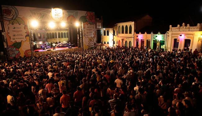 Programação do Festival de Lençóis desse ano reuniu multidão em três dias de festa - Foto: Mila Cordeiro | Ag. A TARDE | 10.10.2014