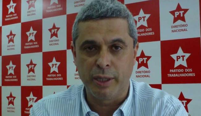 Florisvaldo Souza é secretário Nacional de Organização do PT - Foto: Captura | Youtube