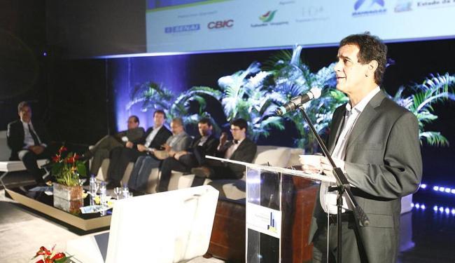 Fórum reuniu dirigentes do mercado imobiliário e especialistas em sustentabilidade - Foto: Luciano da Matta | Ag. A TARDE